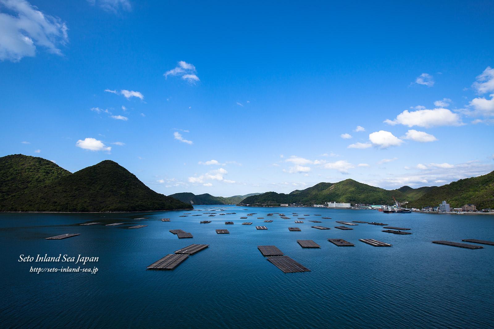 備前♡日生大橋からの絶景写真